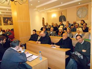 Промоција - Епископ Венијамин (Таушановић), Пожаревац, децембар 2016.