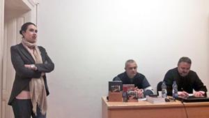 Промоција - Религија у савременом друштву, Београд, фебруар 2018.